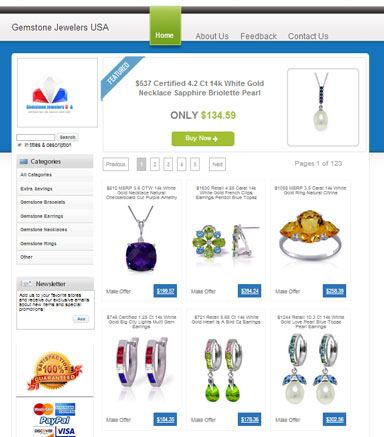 eBay Store Designer | Designed Themes for eBay Stores | Designed ...